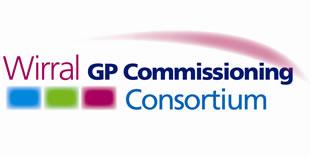 Wirral GP Commissioning Consortium Logo